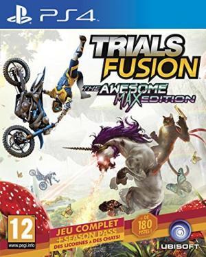 Echanger le jeu Trials Fusion - Edition Awesome Max sur PS4