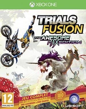 Echanger le jeu Trials Fusion - Edition Awesome Max sur Xbox One