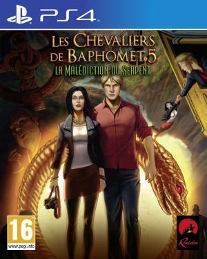 Echanger le jeu Les Chevaliers de Baphomet : la malediction du serpent sur PS4