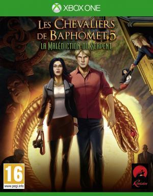 Echanger le jeu Les Chevaliers de Baphomet : la malediction du serpent sur Xbox One