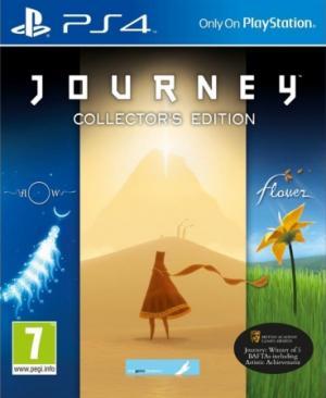 Echanger le jeu Journey Collector Edition sur PS4
