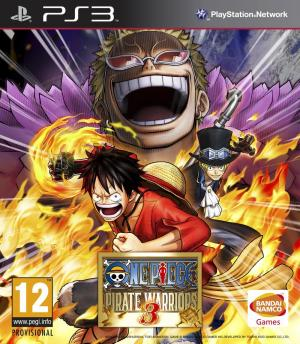 Echanger le jeu One Piece Pirate Warriors 3 sur PS3