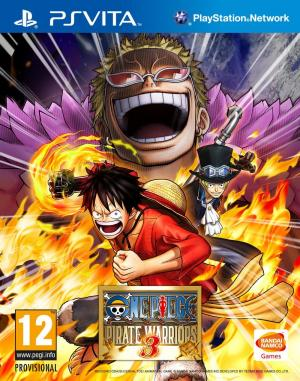 Gamoniac One Piece Pirate Warriors 3 PS Vita