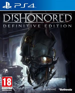 Echanger le jeu Dishonored - Definitive Edition sur PS4