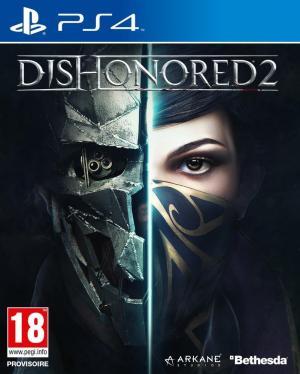 Echanger le jeu Dishonored 2 sur PS4