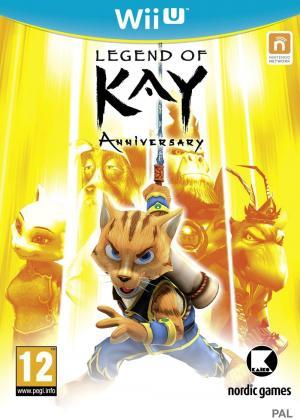 Echanger le jeu Legend of Kay - Anniversary HD sur Wii U