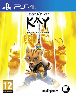Echanger le jeu Legend of Kay - Anniversary HD sur PS4