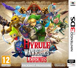 Echanger le jeu Hyrule Warriors Legends sur 3DS