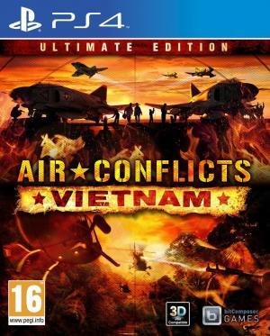 Echanger le jeu Air Conflicts : Vietnam sur PS4