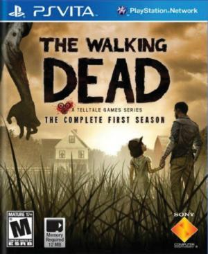 Echanger le jeu The Walking Dead : A TellTale Games Series sur PS Vita