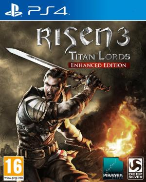 Echanger le jeu Risen 3 : Titan Lords - Enhanced Edition sur PS4