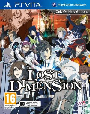 Echanger le jeu Lost Dimension sur PS Vita