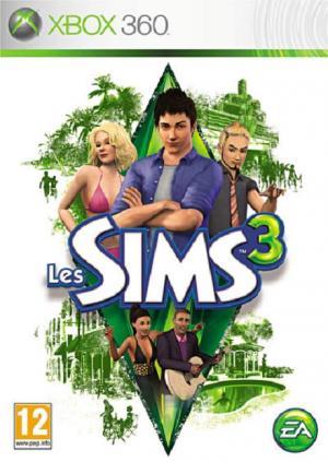 Echanger le jeu Les Sims 3 sur Xbox 360