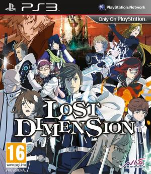 Echanger le jeu Lost Dimension sur PS3