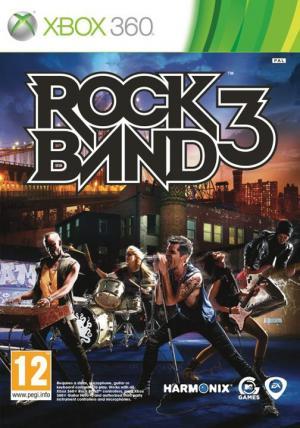Echanger le jeu Rock Band 3 (Accessoire(s) exigé(s)) sur Xbox 360