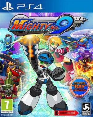 Echanger le jeu Mighty No. 9 sur PS4