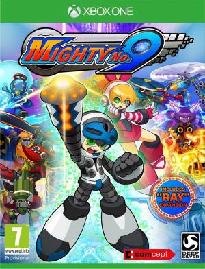 Echanger le jeu Mighty No. 9 sur Xbox One