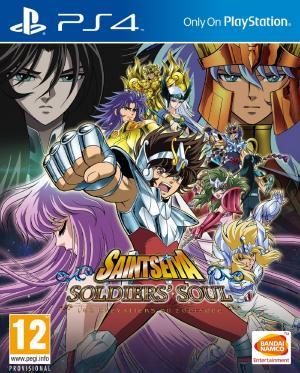 Echanger le jeu Saint Seiya Soldier's Soul sur PS4