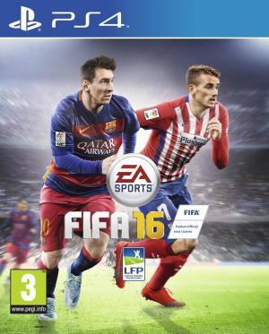 Echanger le jeu FIFA 16 sur PS4
