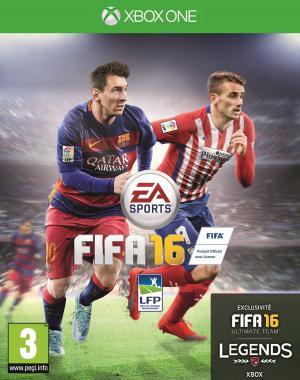 Echanger le jeu FIFA 16 sur Xbox One