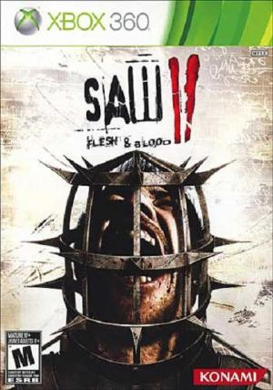 Echanger le jeu Saw II, Flesh & Blood sur Xbox 360