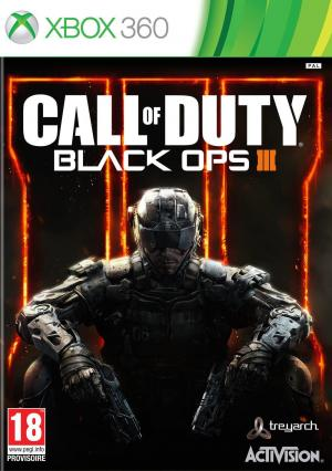 Echanger le jeu Call of Duty : Black Ops III (jeu seulement en ligne) sur Xbox 360