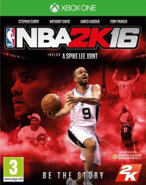 Echanger le jeu NBA 2K16 sur Xbox One