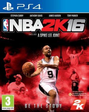 Echanger le jeu NBA 2K16 sur PS4