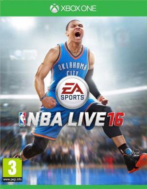 Echanger le jeu NBA Live 16 sur Xbox One