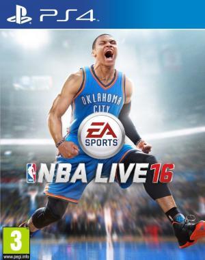 Echanger le jeu NBA Live 16 sur PS4