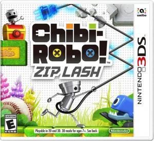 Echanger le jeu Chibi-Robo! Zip Lash sur 3DS