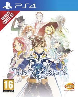 Echanger le jeu Tales of Zestiria sur PS4
