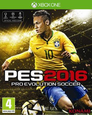 Echanger le jeu PES 2016 : Pro Evolution Soccer sur Xbox One
