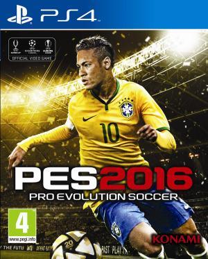 Echanger le jeu PES 2016 : Pro Evolution Soccer sur PS4