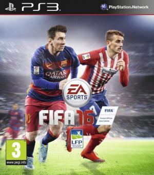 Echanger le jeu FIFA 16 sur PS3