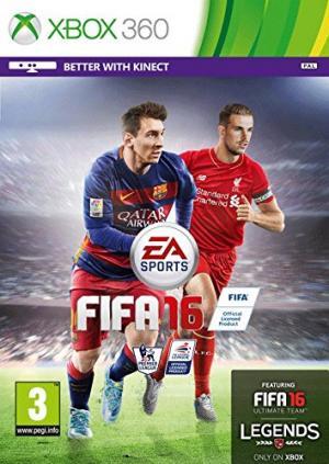 Echanger le jeu FIFA 16 sur Xbox 360