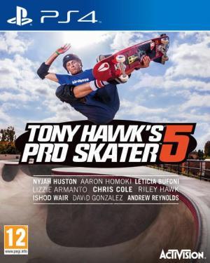 Echanger le jeu Tony Hawk's Pro Skater 5 sur PS4