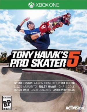 Echanger le jeu Tony Hawk's Pro Skater 5 sur Xbox One