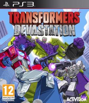Echanger le jeu Transformers Devastation sur PS3
