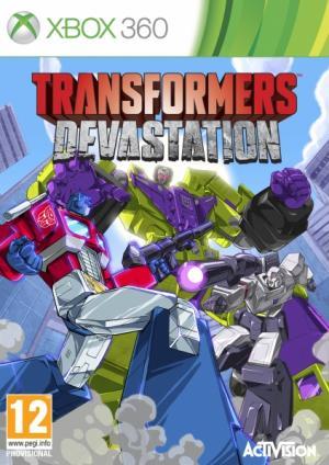Echanger le jeu Transformers Devastation sur Xbox 360