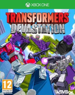 Echanger le jeu Transformers Devastation sur Xbox One