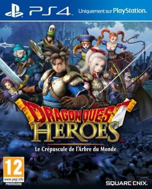 Echanger le jeu Dragon Quest Heroes : le crepuscule de l'arbre du monde sur PS4