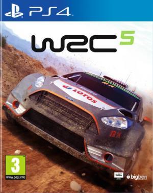 Echanger le jeu WRC 5 sur PS4