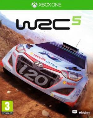 Echanger le jeu WRC 5 sur Xbox One