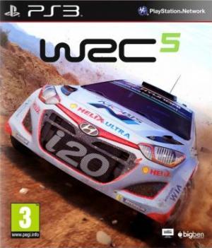 Echanger le jeu WRC 5 sur PS3
