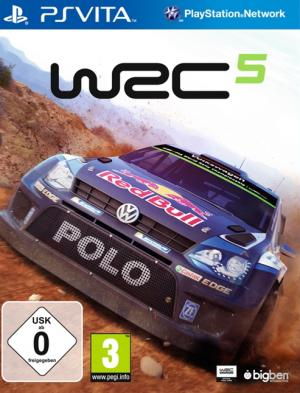 jeu wrc 5 sur ps vita pas cher. Black Bedroom Furniture Sets. Home Design Ideas