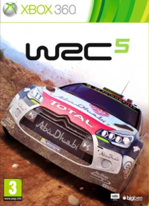 Echanger le jeu WRC 5 sur Xbox 360