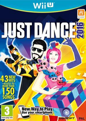 Echanger le jeu Just Dance 2016 sur Wii U