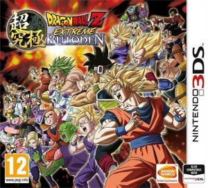 Echanger le jeu Dragon Ball Z : Extreme Butoden  sur 3DS