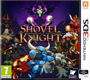 Echanger le jeu Shovel Knight sur 3DS